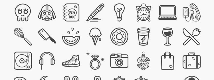 Coucou Icons PSD, AI, EPS, & PNG