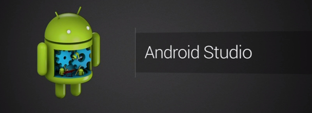 Android Studio Logo dark