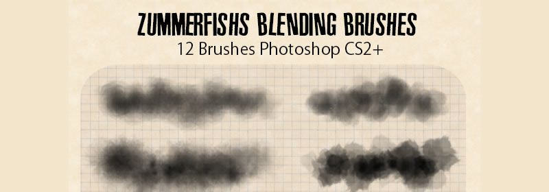 Zummerfish's Blending Brushes free 12 Brushes