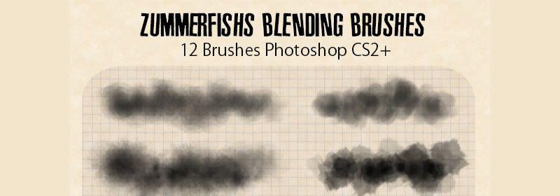 Zummerfish's Blending Brushes free 12 Brushes
