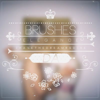 Elegance free 10 Brushes