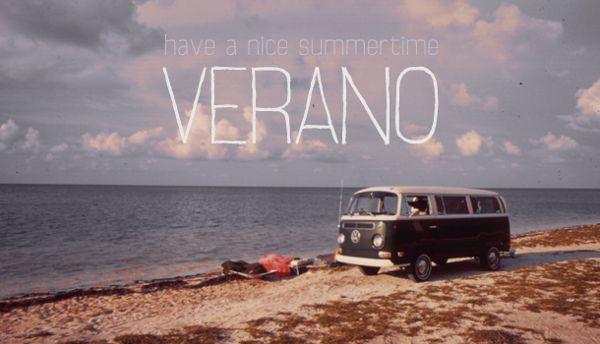 free creative Verano font typeface tipo