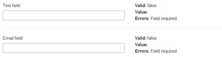 Fields.js form validation jquery plugin