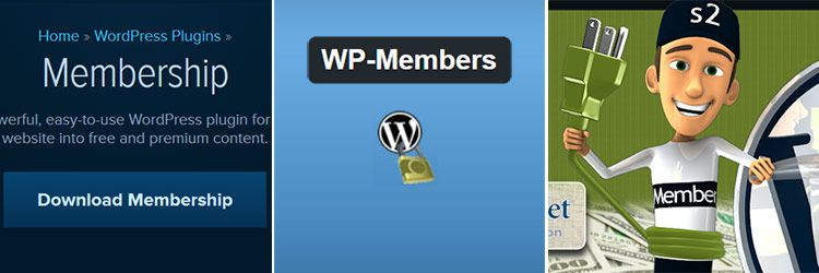 Membership, WP-Members and s2Member