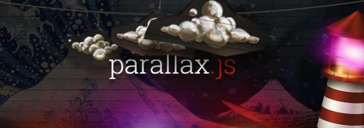 Parallax a Lightweight Parallax Javscript Engine