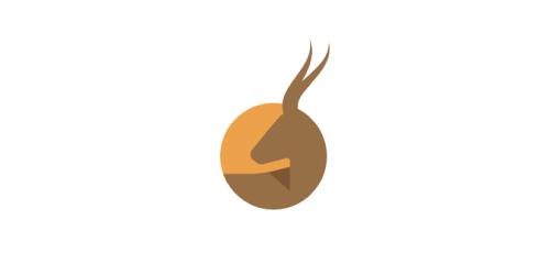 impala flat logo inspiration example