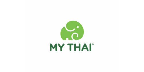 mythai flat logo inspiration example
