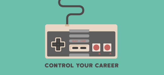 control your career small