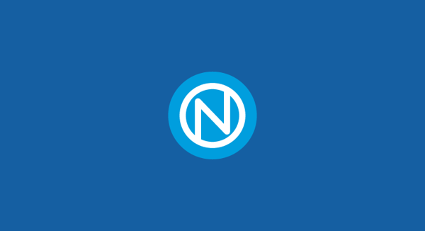 Napoli minimal flat football soccer logos badges