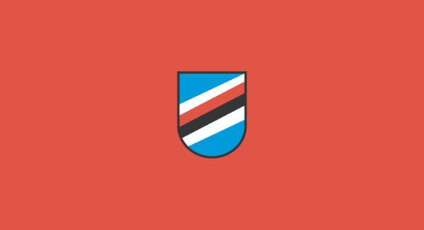 Sampdoria minimal flat football soccer logos badges