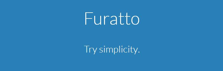 Furatto CSS framework grid responsive UI kit top 50 css tools resources 2013