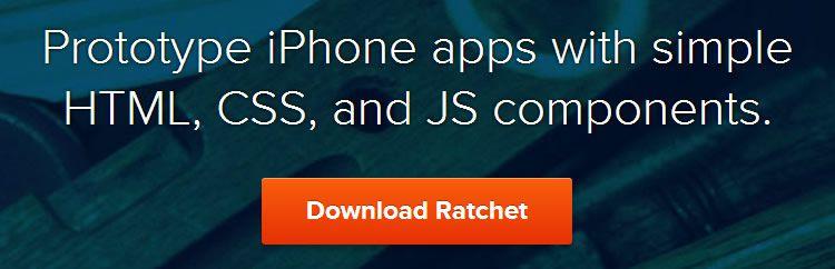 Ratchet CSS framework grid responsive UI kit top 50 css tools resources 2013