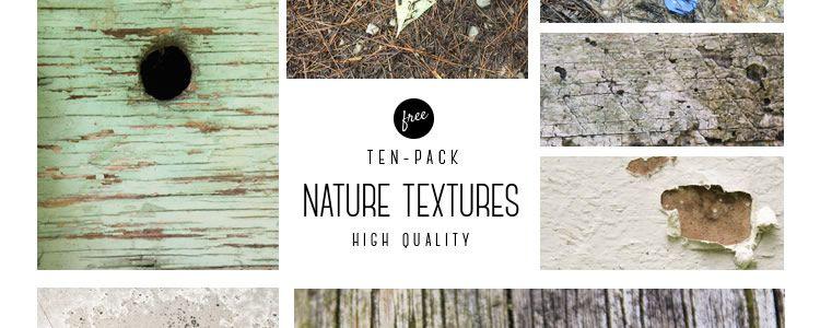 10 Nature Textures