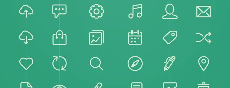 Chapps Icon Set designers freebies