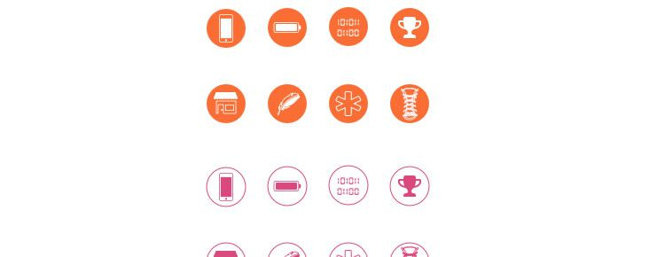 Random Icons designers freebies