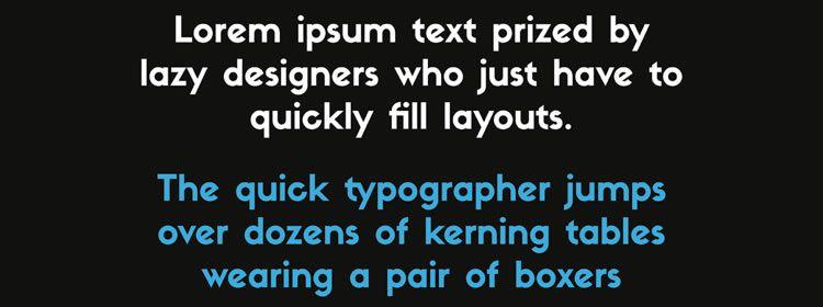 Sifonn free font
