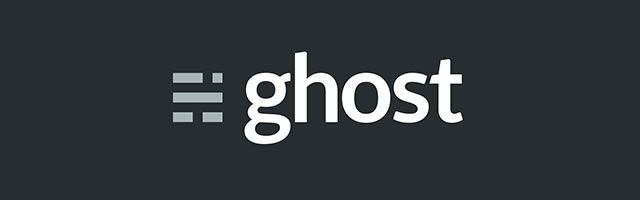 Ghost.org, Blogging Tool Based on WordPress, is Now Available