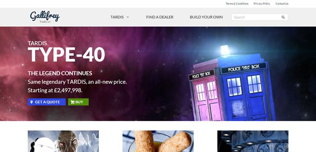 Gumby Framework Tutorial demo Screenshot