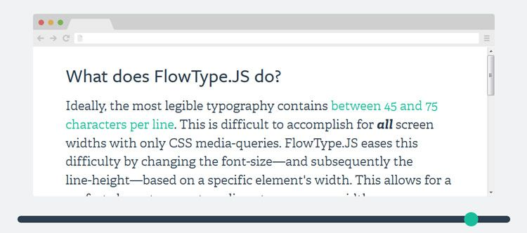 the FlowType jquery plugin lets you configure the font size and line height ratios