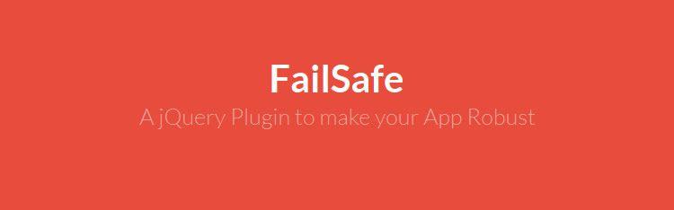 plugins jquery FailSafe