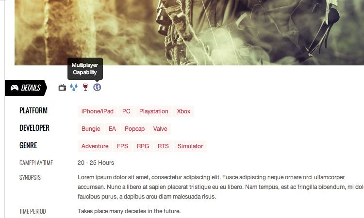 steam magazine theme wordpress premium screenshot review article
