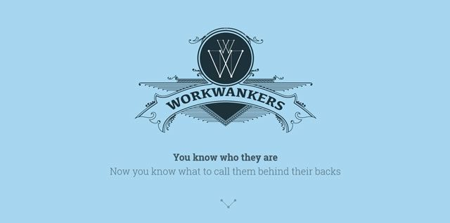 workwankers logo