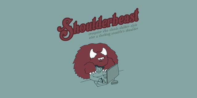 Shoulderbeast workwankers illustration