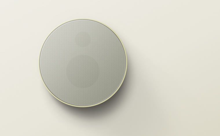 illustrated inspired Braun Speaker by Andrew McClintock