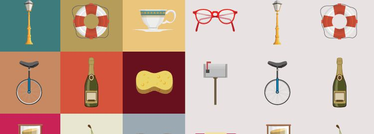 Nice Things Icon Set Icons PNG AI designers freebies