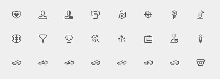 Game Icons 38 Icons PSD designers freebies