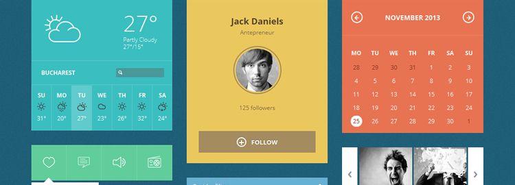 PixelKit Bootstrap UI Kits CSS HTML JS designers freebies