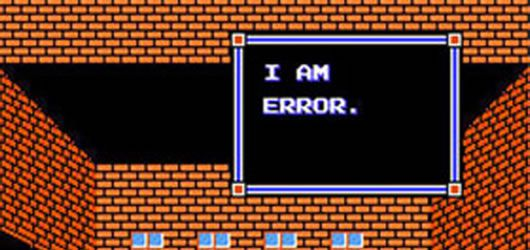 art of handling errors - Weekly Design News