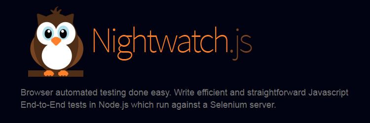 Nightwatch.js - Weekly Design News