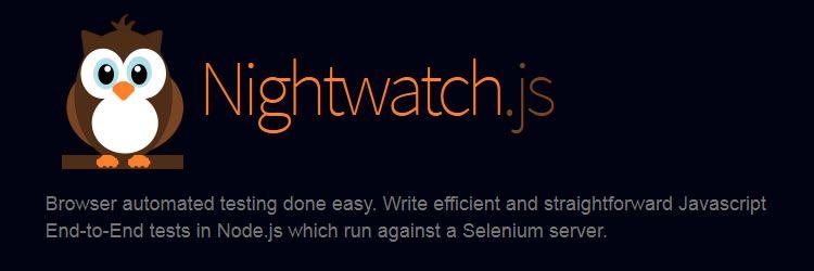 Nightwatch.js - Weekly Design News
