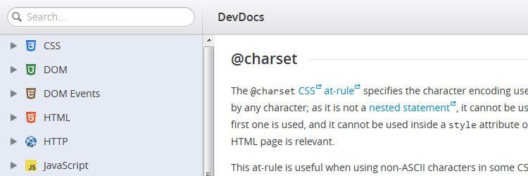 DevDocs - Weekly Design News