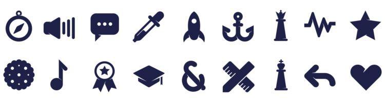 UUUU Icon Set - Weekly Design News