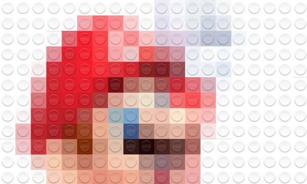 LEGOlize Yourself psd - Weekly Design News