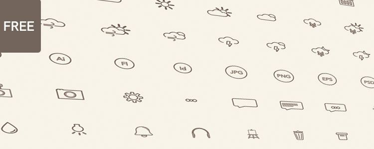 Icon Set designers freebies