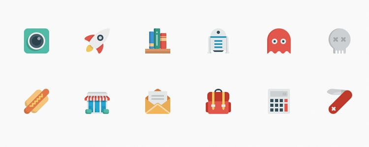 Smallicons Icon Set designers freebies