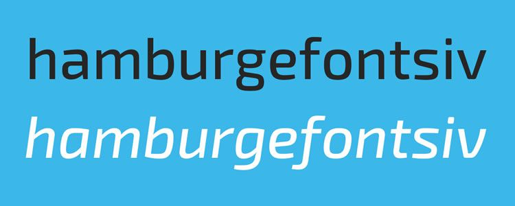 Exo 2.0 - Geometric Sans Serif Font designers freebies