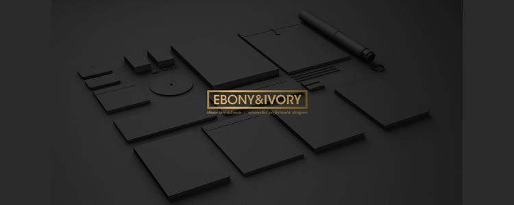 Ebony & Ivory Branding Mockup designers freebies