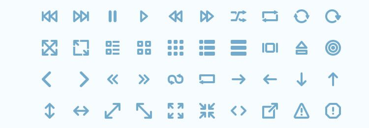 Freecons V2 icons freebies designers