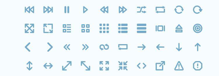 Freecons V2 icons freebies designers