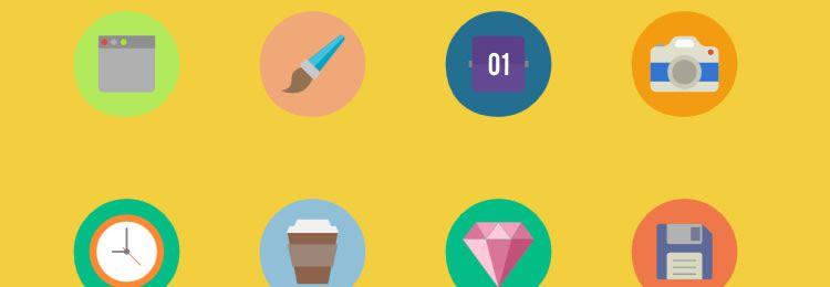 Animated SVG Icons freebies designers