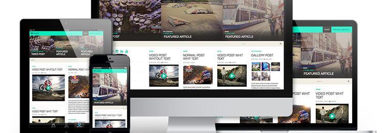 Fullby WordPress Theme freebies designers