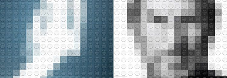 Legolize Yourself PSD freebies designers