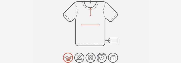 T-shirt Icons PSD freebies designers