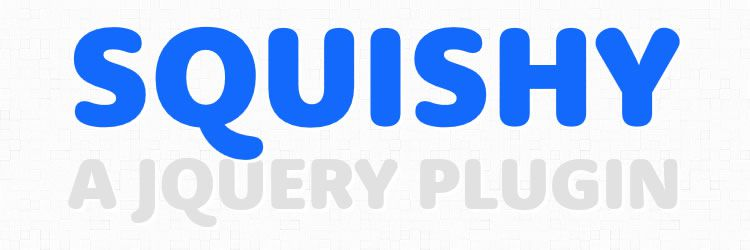 Squishy useful plugin automatically resize your text fit exactly container