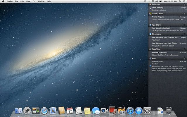 mac osx screenshot