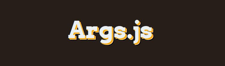 Args.js - Weekly News